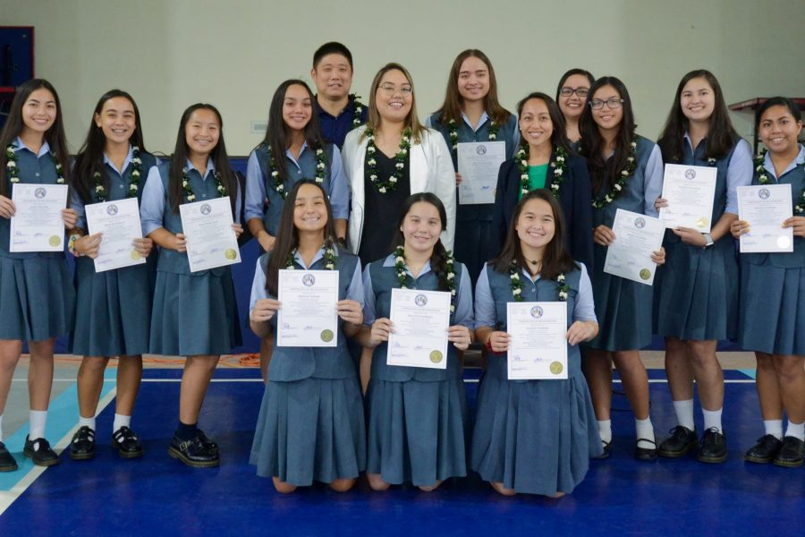 AOLG Cougars get recognize ASIJ Title