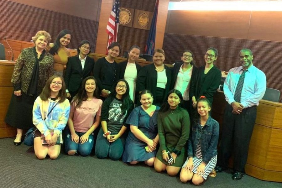 Academy wins over Okkodo in Mock Trial